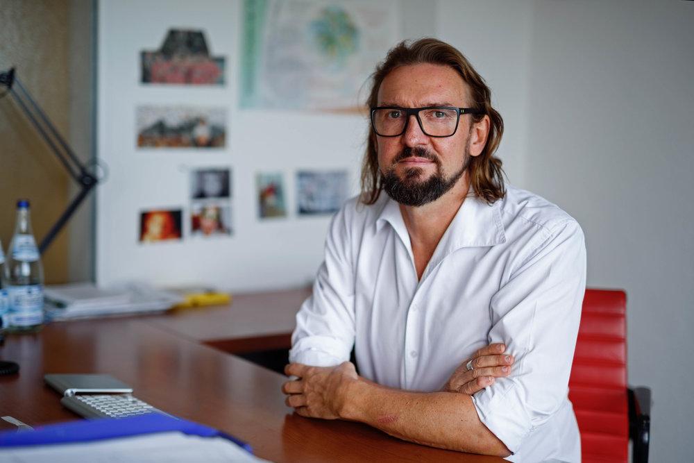 Roman Rüdiger, Gründer Education Y