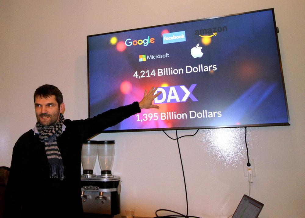 """Dr. Mario Herger , Autor von """"Das Silicon Valley Mindset"""""""
