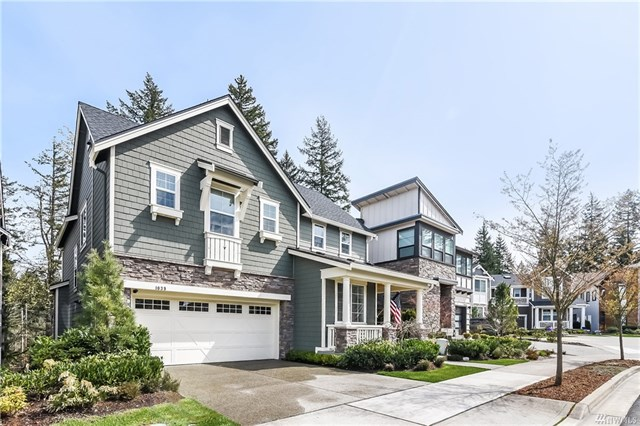 1039 Pine Crest Cir NE, Issaquah | Sold for $1,250,000