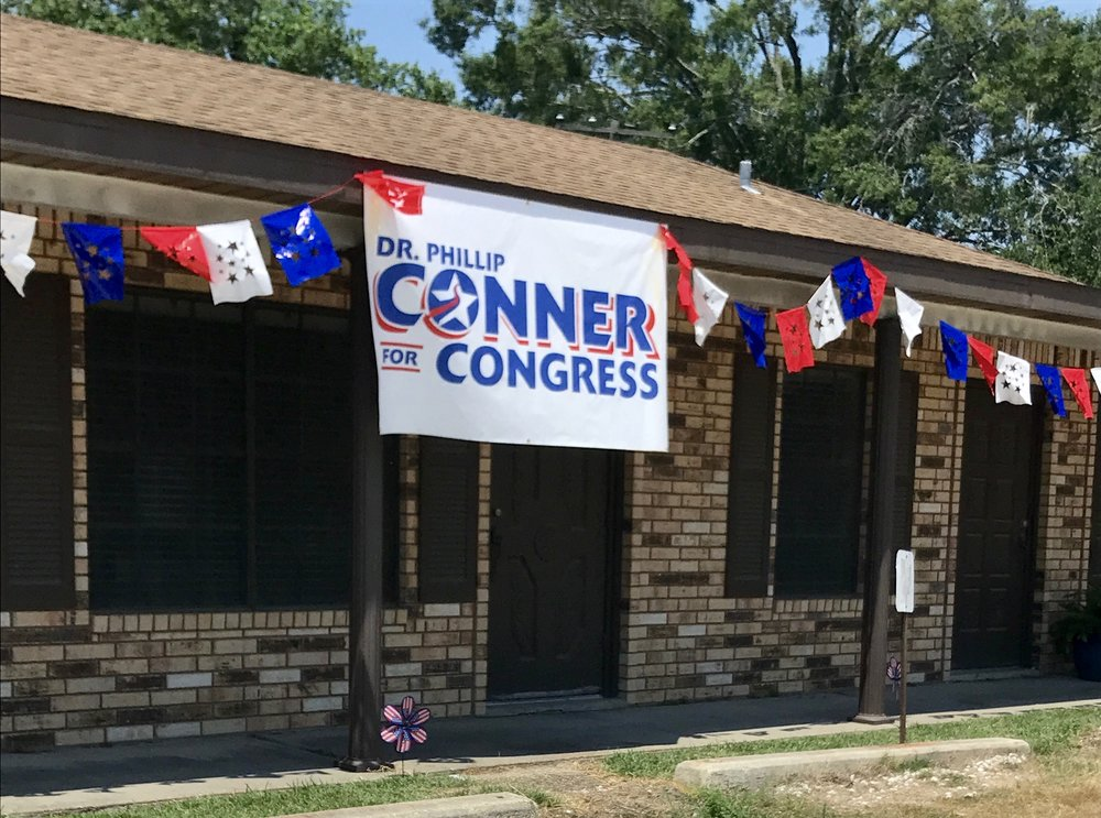 Dr. Phillip Conner Campaign Headquarters