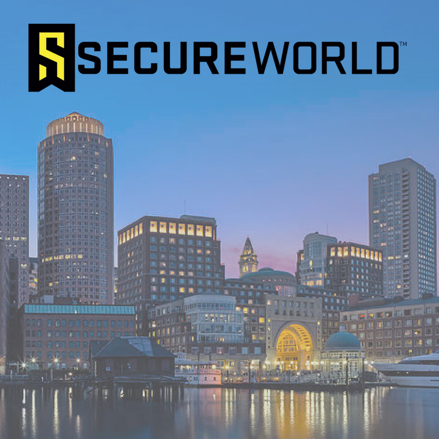 We had a great time at SecureWorld 2018! - Thanks to Netanium for sharing their booth and hosting a great happy hour!