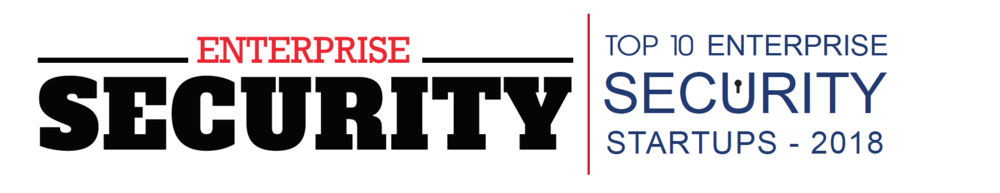 Top 10 Enterprise Security Startups Award Logo