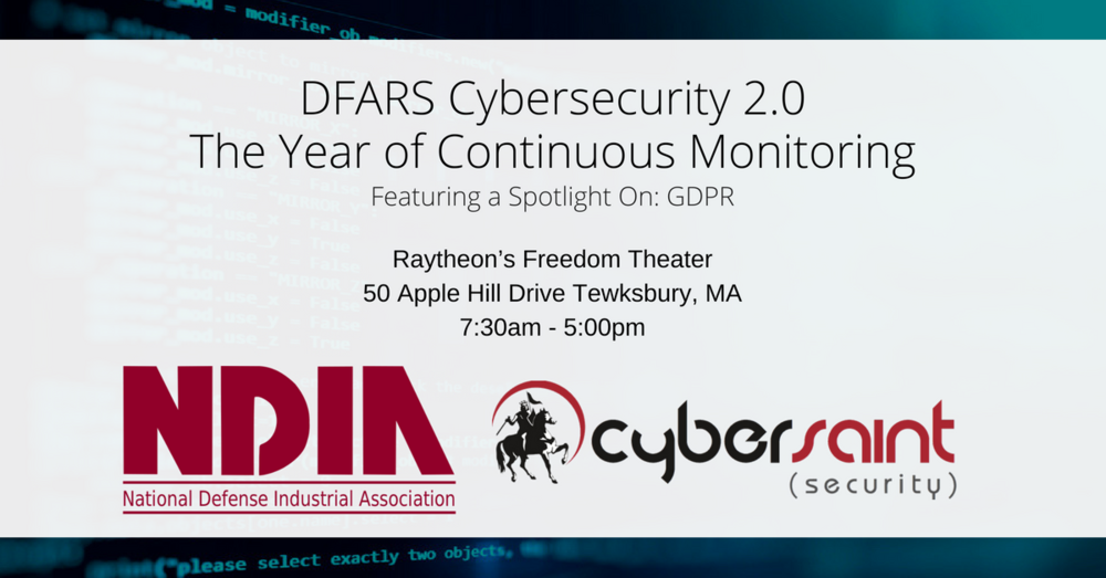 dfars cybersecurity