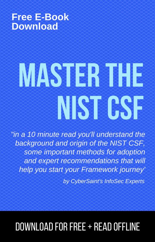 NIST CSF Healthcare