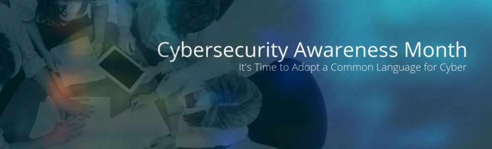 national cybersecurity awareness month 2018