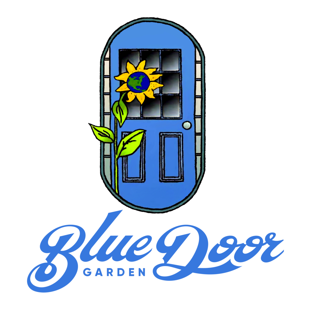 Mason Peterson Blue Door Garden