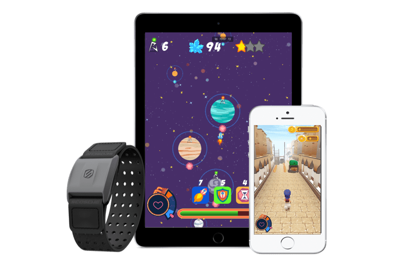 The Mightier Heart Rate Monitor and Games