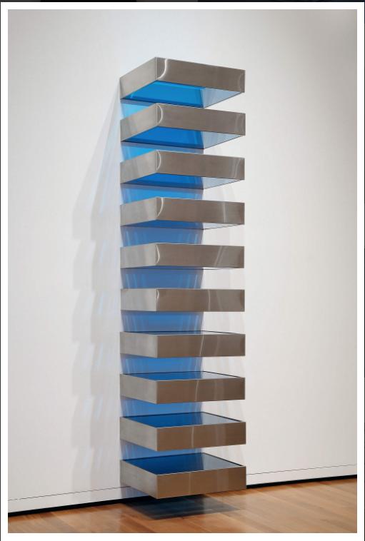 Donald Judd: Untitled, 1967 / Image: Mark Woods