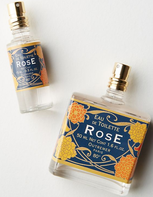 I have been looking for new perfume and found this at Anthropologie . If you like that vanilla and warm smell, you might like this! It's also only $18.00 for the larger size!  -