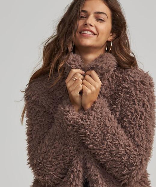 Fur Keeps Jacket