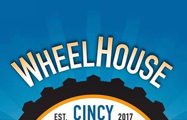 Tonight make sure to go out and support @wheelhousecincy for a fundraiser at Brew House in Walnut Hills from 6 to 8:30 p.m. WheelHouse Cincy is a non-profit with the mission to build a strong and diverse bicycling community through outreach, education, upcycled bike sales and service.  For every draft beer purchased tonight WheelHouse will earn 75 cents towards bike parts for their twice-monthly pop-up bike repairs!  #getsomeonebiking #cincybikemonth #bikemonth #rideon