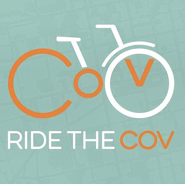 Tonight @ubbc_cincy and @ridethecov meet and take a ride together. It's a ride takeover hosted by @buildwithyard and the @thecentercovington. Help them test routes for permanent bike infrastructure in Covington! YARD & Company and The Center for Great Neighborhoods of Covington are working to test and prototype several bike routes around Covington while working directly with the City on permanent design and investment. This is the first of many test rides. Meet at @queencityradio at 6:30!!!!
