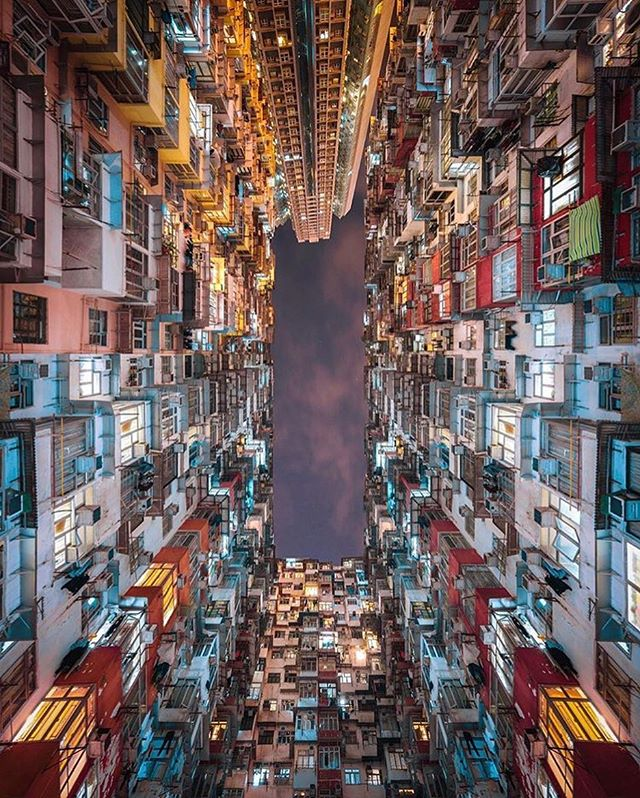 @jordhammond featuring an amazing photo of Hong Kong normally posting natural photos but this city view is stunning 📸🙌🏻