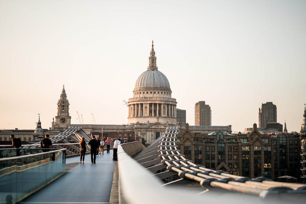 Explore London - CLICK ON HOTSPOTS FOR LATEST THINGS TO DO