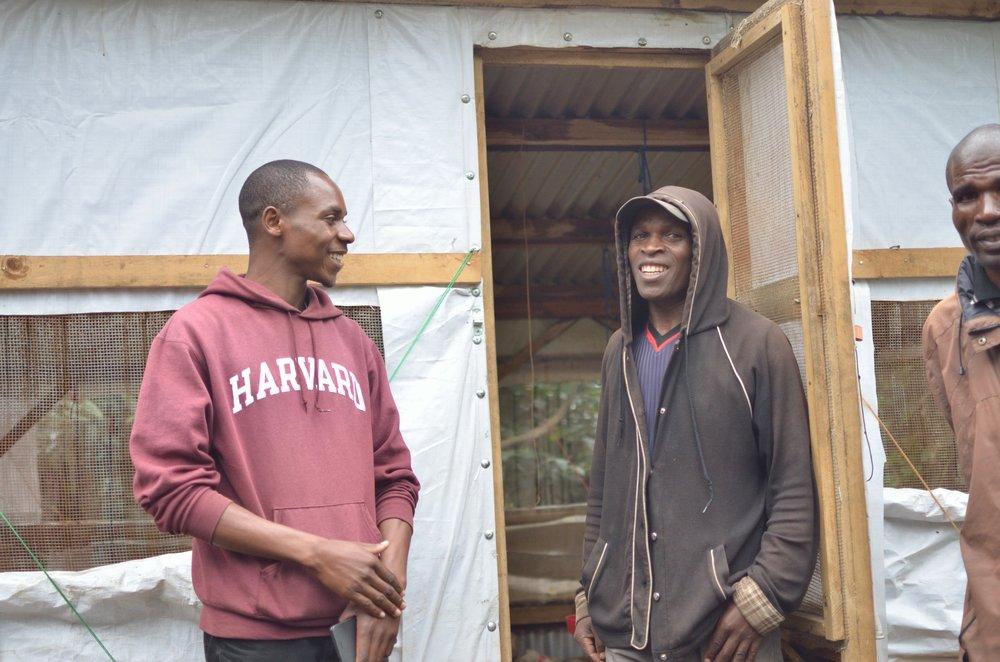 Fabian, Farmer, Emmanuel