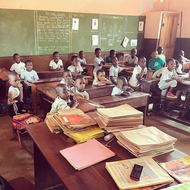 """""""L'éducation nous suit toute une vie"""". Pays: Bénin 🇧🇯 #lavitrinederoncalli #lemondederoncalli"""