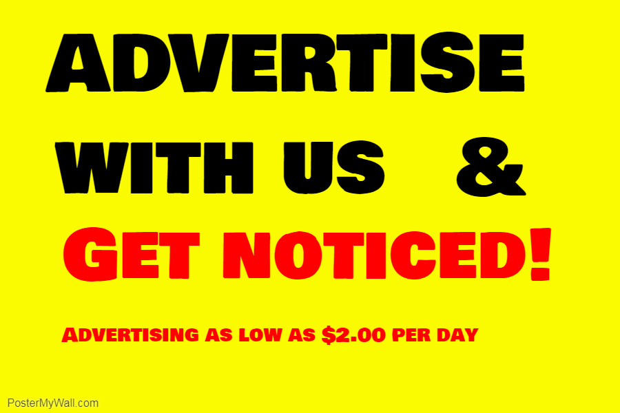 Business Advertising to over 3,300 people per day - Get your business more exposure today!We are offering limited prime advertising space located directly along busy RT 220 south. Be seen by a daily average of 3,300 people!Advertising is done for you online and offline through Facebook exposure and 2'x6' banner exposure placed on the Plaza's property. Pricing starts are just $2 per day for a on a month to month basis. No long term contracts required. You provide the banner or sign (3'x6' or under) and we provide the traffic!! Be SEEN daily by Flea Marketers, Facebook ,festival attendees, traffic and the local community! Banners WILL remain during our busy festivals and weekend markets! Limited spaces available. Call us at 814-979-0579 or email us on the contact now page.