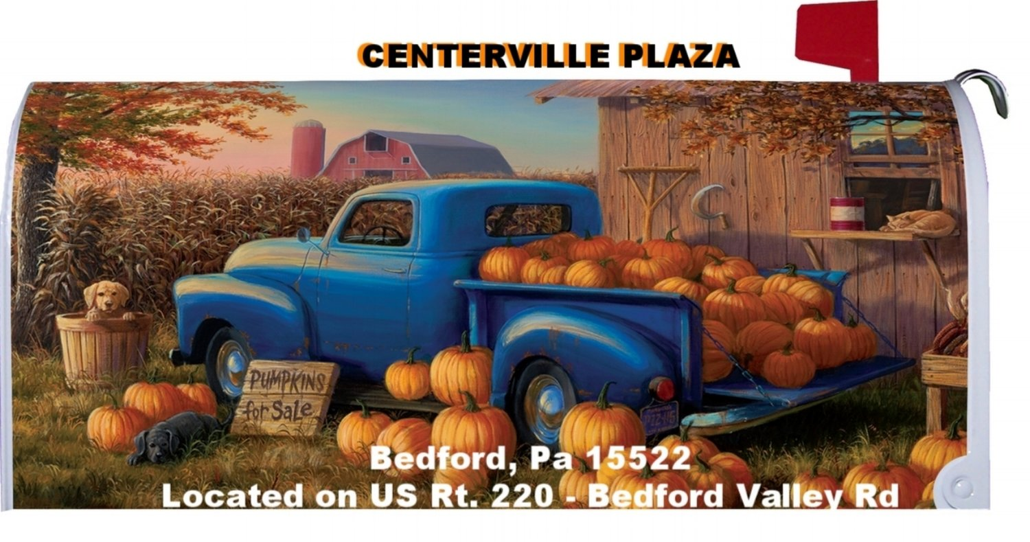 1033 Centerville Plaza  Bedford, PA