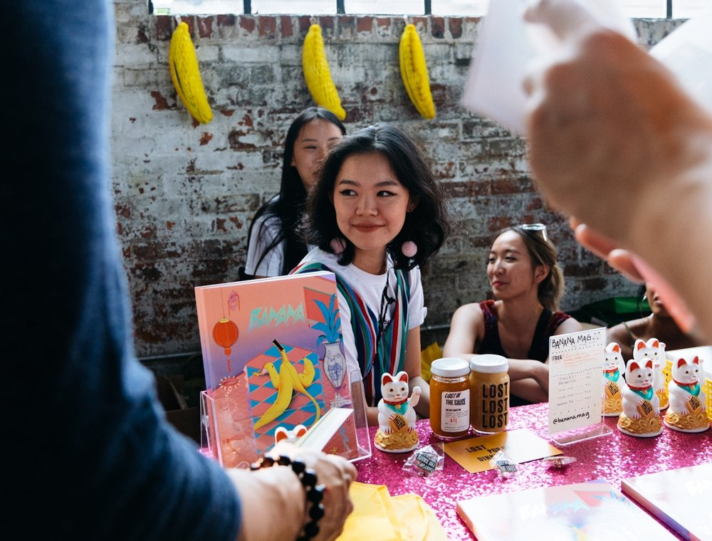 BANANA Magazine Happy Family Night Market 2018 Photo by Janice Chung