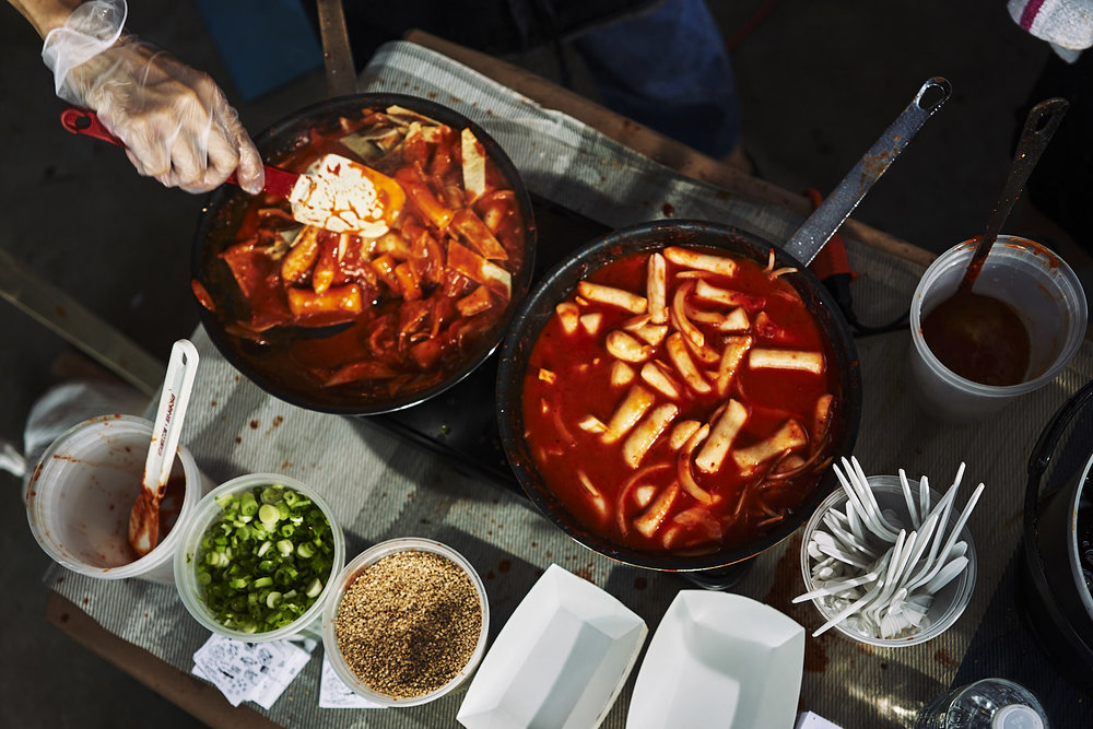 Dotory's Dukbokki Happy Family Night Market 2018 Photo by An Rong Xu