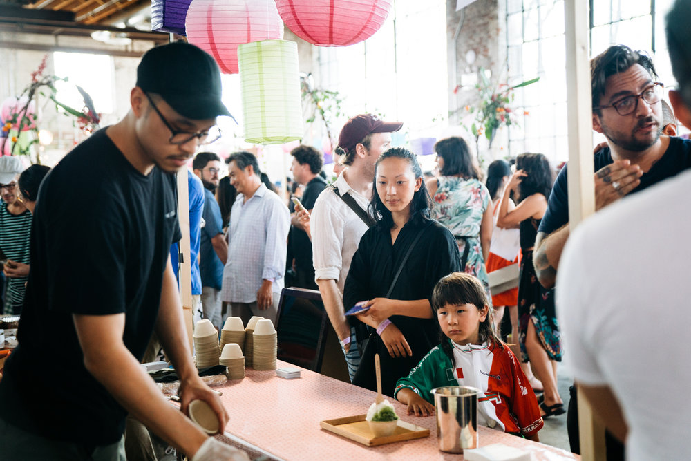 The Little One's Eddie Zheng Happy Family Night Market 2018 Photo by Janice Chung