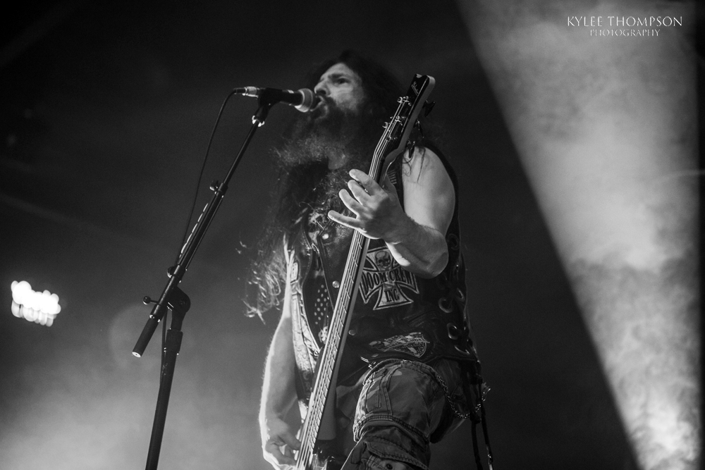 Black Label Society @ The Ranch Roadhouse - February 12th 2018
