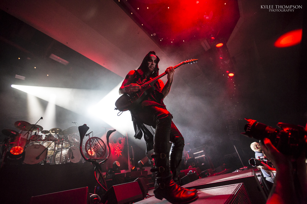 Behemoth @ Shaw Conference Centre - May 20th 2018
