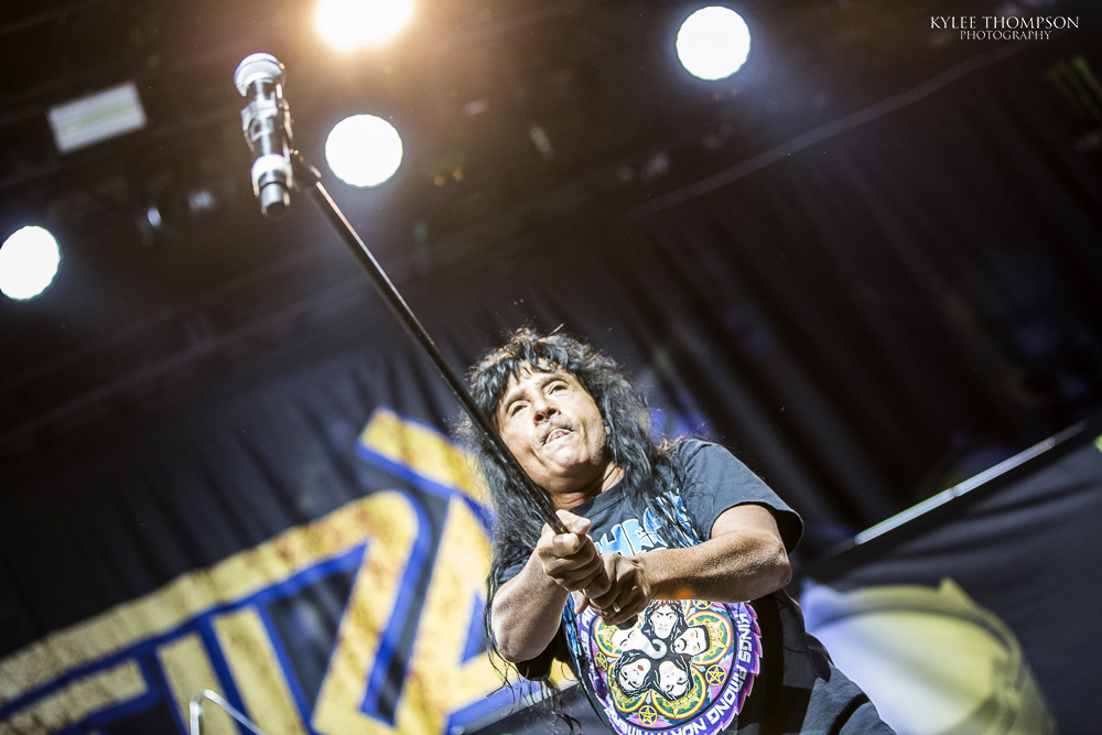 Anthrax @ Shaw Conference Centre - May 20th 218