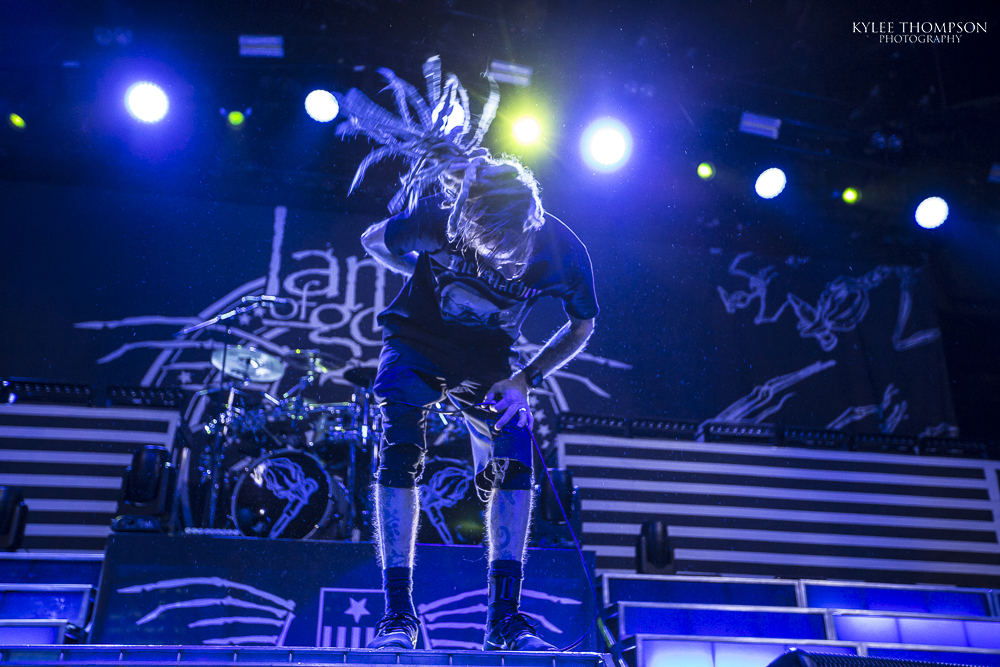 Lamb Of God @ Shaw Conference Centre - May 20th 2018