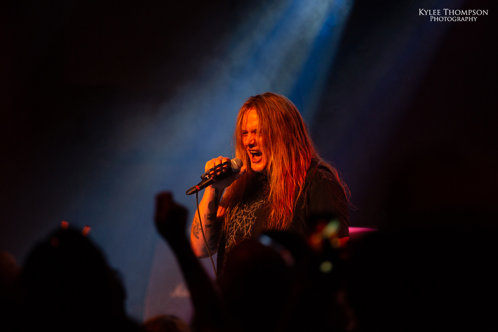 Sebastian Bach @ Century Casino - June 22nd 2018