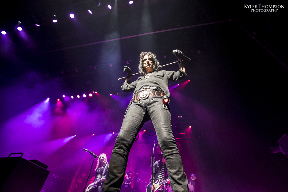 Alice Cooper @ Northern Alberta Jubilee Auditorium - August 23rd 2018