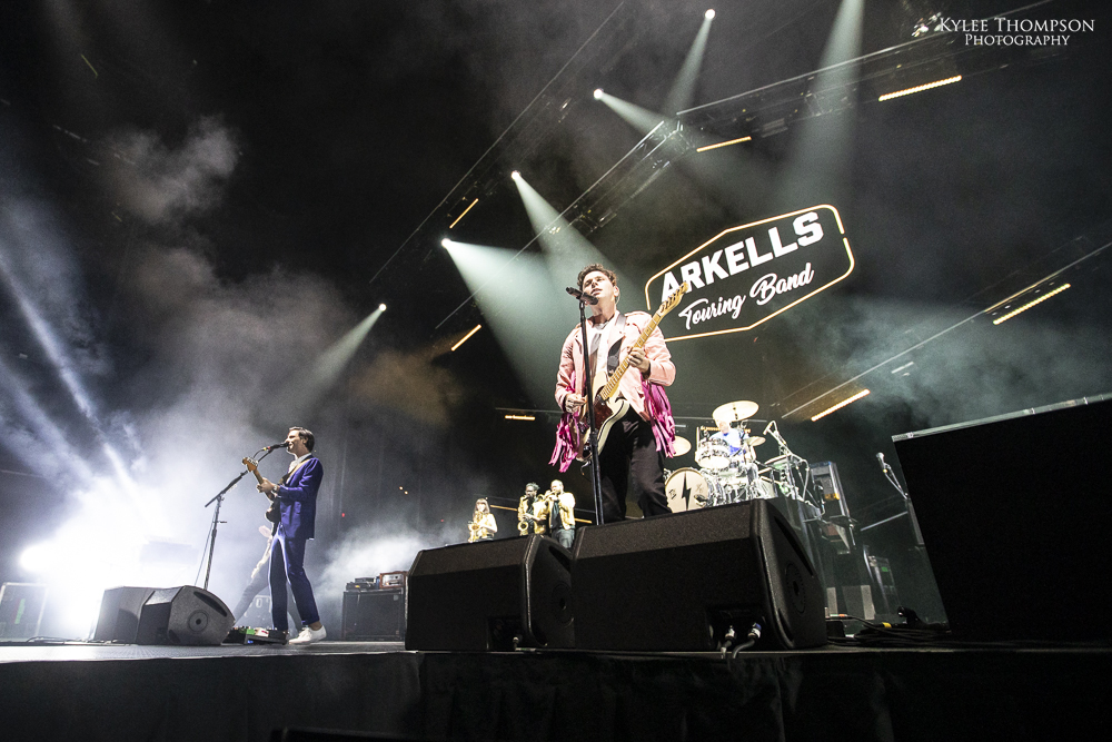 Arkells @ Rogers Place - January 31st 2019