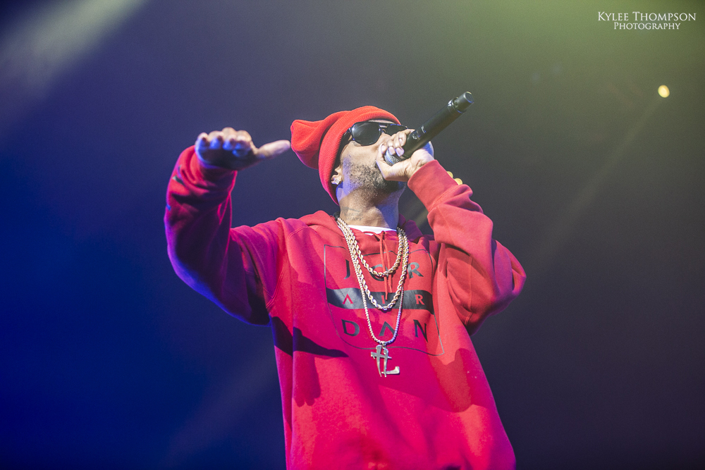 Bone Thugs-N-Harmony @ Rogers Place - February 20th 2019