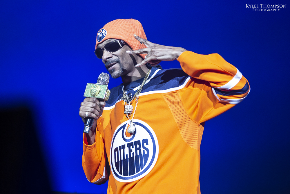 Snoop Dogg @ Rogers Place - February 20th 2019