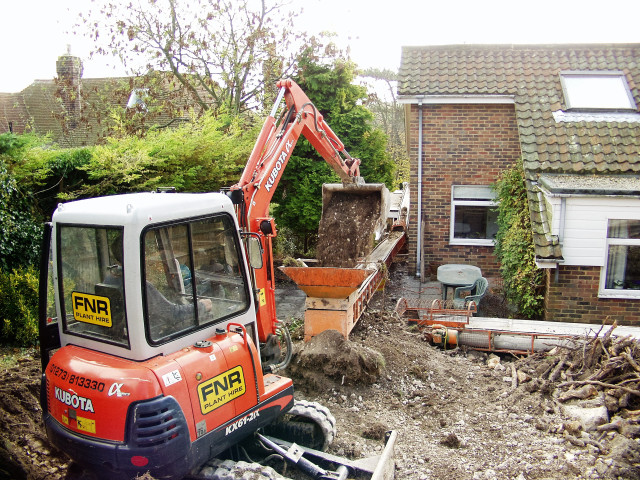 Land   Excavations - Click for more information.
