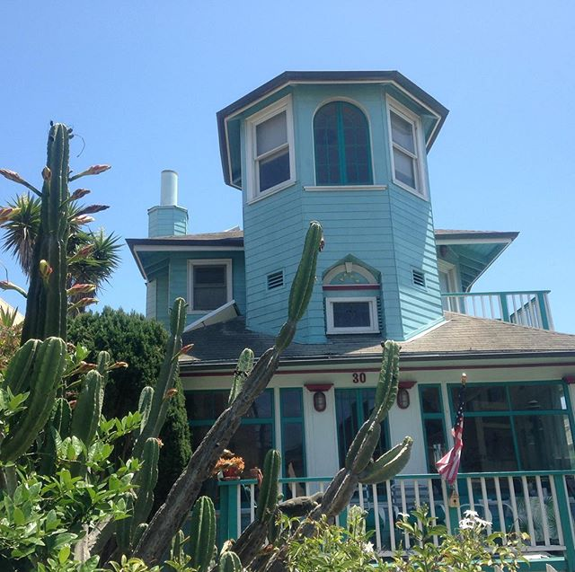 Byebye Venice. ❤️ #venicebeach #home #houses #losangeles
