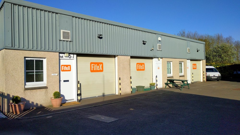 FifeX - Units 5-7 Mill Court Ind Est
