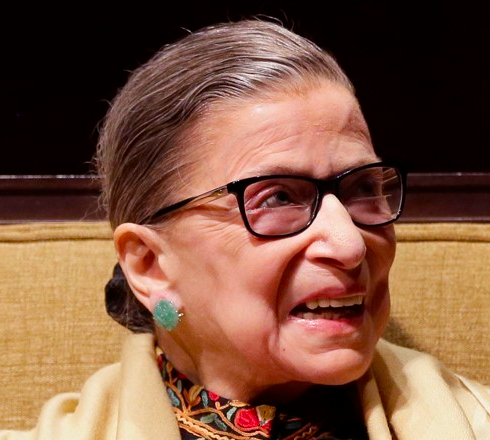 Ruth Bader Ginsburg Opens Up About #MeToo, Voting Rights, and Millennials -The Atlantic