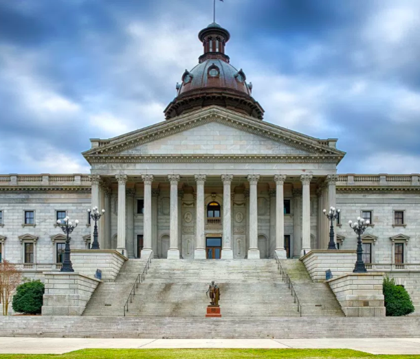 South Carolina Republicans want 'parody marriages' to circumvent marriage equality -Think Progress