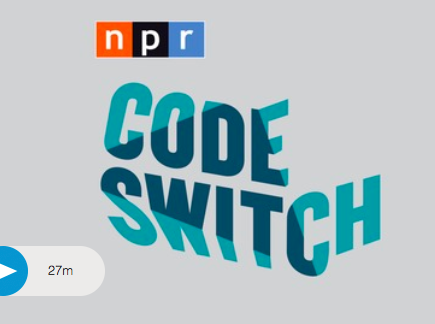 "NPR's Code Switch    Remember when folks used to talk about being ""post-racial""? Well, we're definitely not that. We're a team of journalists fascinated by the overlapping themes of race, ethnicity and culture, how they play out in our lives and communities, and how all of this is shifting."
