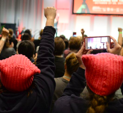 """Inside the Most Popular Panel at the Women's Convention: """"Confronting White Womanhood""""-Cosmopolitan"""