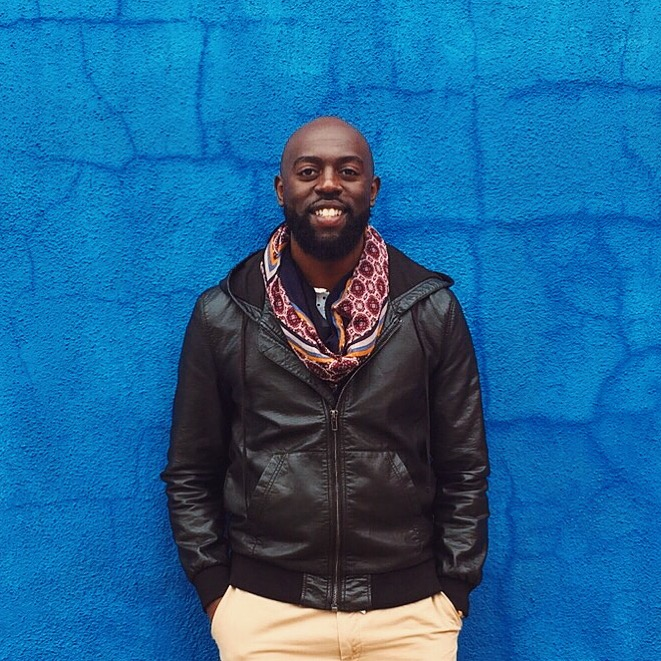 Obed Obwoge   Obed Obwoge is a Kenyan born photographer based in Brooklyn, NY. While his passion for photography is rooted in the city's rich history of street photography; he is also interested in portraiture and using the medium as a vehicle to create images that change the way people of color view themselves and the way they are portrayed in the media and arts. With no formal training in photography, Obed lets his eye guide him in composing images that invoke emotion and force the viewer to consider their relationship with the subject. His images have been featured in several print and digital publications such as Essence, Wear Your Voice Mag, and Upward Magazine as well as several exhibits locally and internationally, culminating with a feature in the 2017 Indian Photography Festival in Hyderabad.