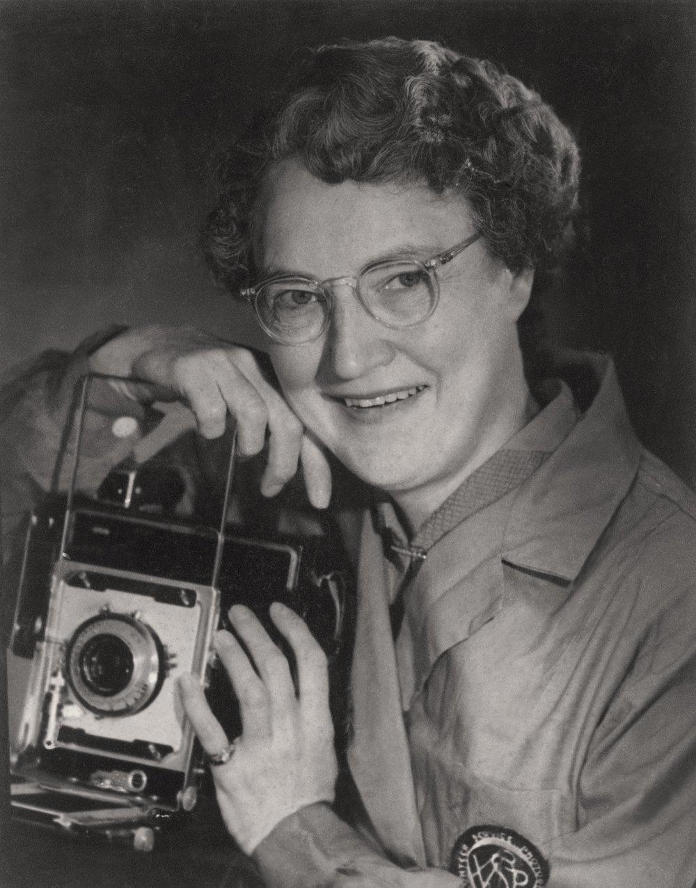 Josephine Herrick, Founder, 1941.
