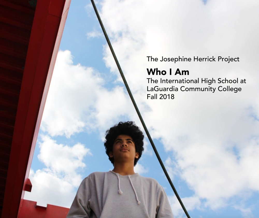 Who I Am - The International High School at LaGuardia Community College, Fall 2018 - Section A