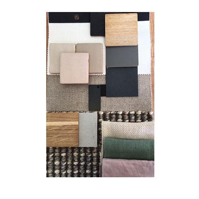 Moodboard #casasdecampo #interiordesign #inspiration #materiales #reforma #arquitectura #texturas #interiorismo #diseñointeriores #disfrutandoelproceso