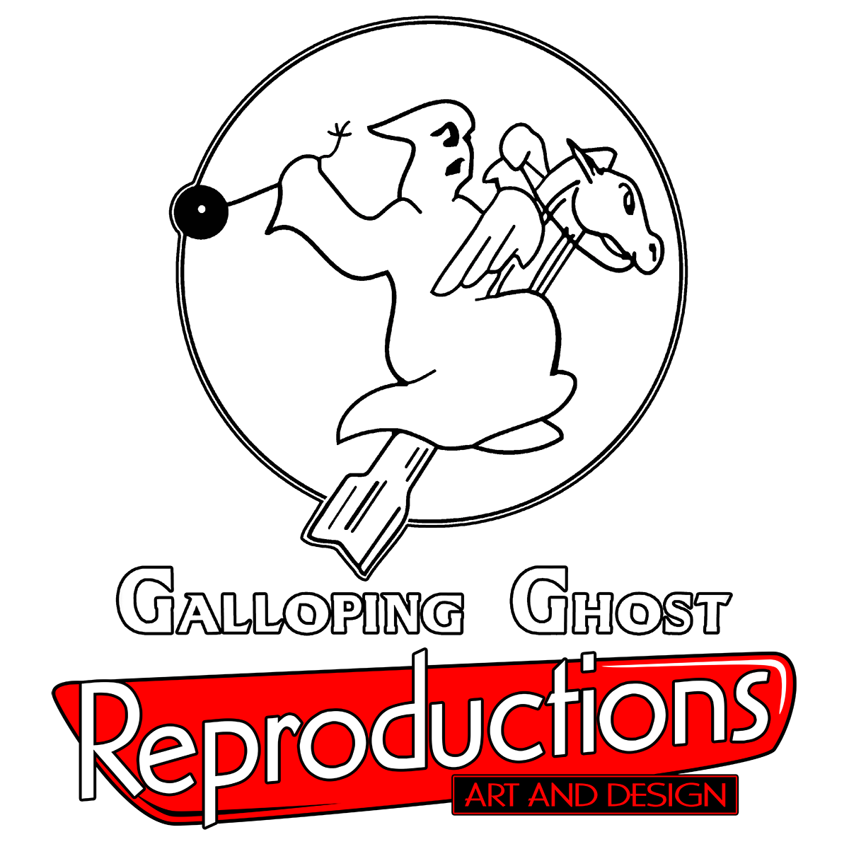 Galloping Ghost Reproductions