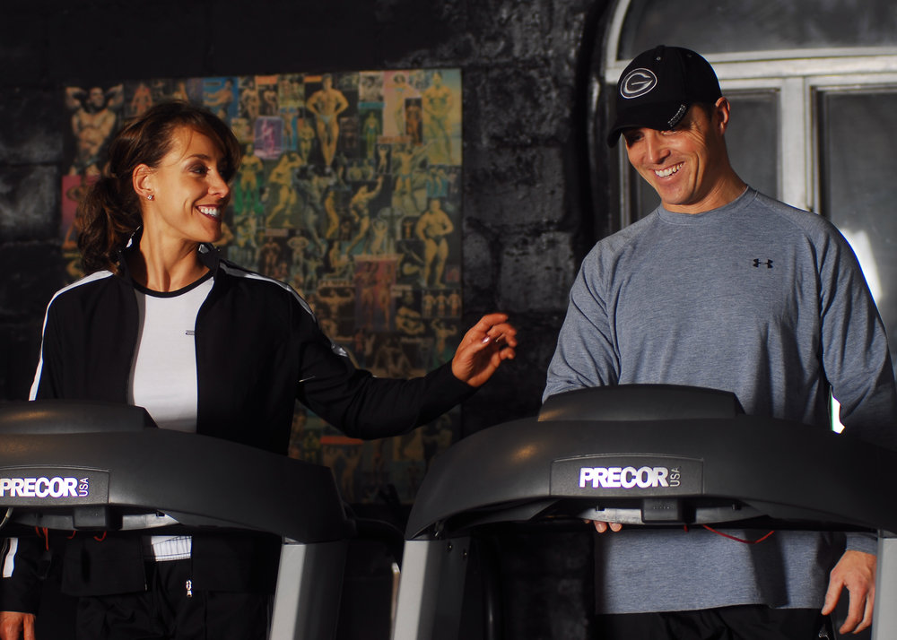 Achieve Personal Fitness - Achieve Personal Fitness (APF) is a local fitness training and nutrition coaching practice owned and operated by Catherine and Michael Andersen since 2008. APF delivers continued support, motivation, education, fun, and results-oriented programming. They believe in making the community a healthier and happier place by providing clients with the tools to achieve a healthier, more physically fit version of themselves—no matter what their current fitness level. APF offers fitness training and coaching for individuals and groups. These services include personal training, small group training, Adventure Boot Camp, nutritional consulting, and corporate wellness training.