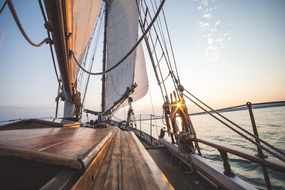 Auf zu neuen Ufern - mit einer intelligenten Lösung für Ihre Unternehmensnachfolge. -
