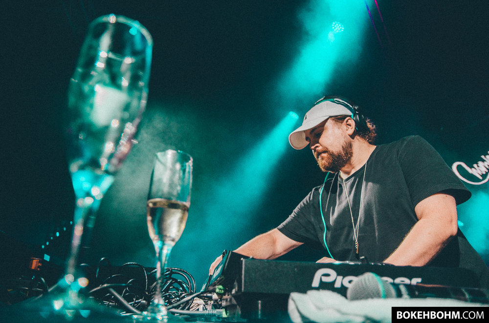 champagne drip -