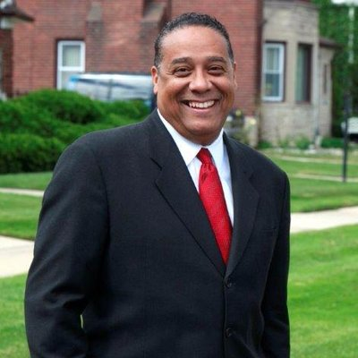 """Wayne County Sheriff Benny Napoleon   """"I was impressed by Sam Bagenstos's commitment to civil rights. The people of Michigan will be well served by having a justice of the Supreme Court with Sam's experience and values."""""""
